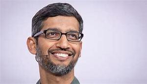 Google : Sundar Pichai présente ses excuses à Thierry Breton