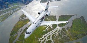 5X Dassault Aviation