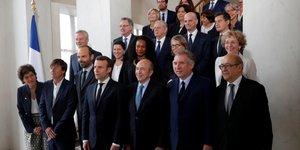 69% des Français se disent satisfaits de la composition du gouvernement Philippe 1er.