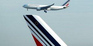 Air france-klm proche d'un accord sur un plan d'aide