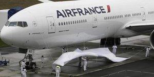 Air france propose un accord a ses pilotes, pas tres convaincus