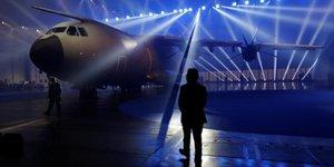 Airbus demande une reunion europeenne sur l'a400m