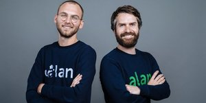 Alan assurtech assurance Jean-Charles Samuelian et Charles Gorintin