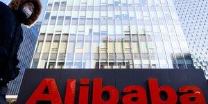 Alibaba: la chine inflige une amende de 2,75 milliards de dollars