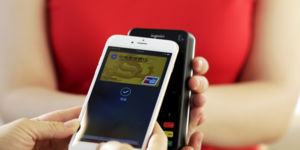 Apple Pay NFC Chine