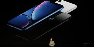 Apple presente de nouveaux iphone et une montre dediee a la sante