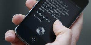 Application, Siri, Iphone, Apple