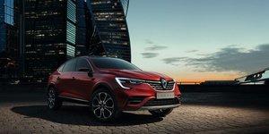 Arkana Renault, automobile, mobilités