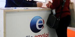 Baisse du nombre de demandeurs d'emploi au 4e trimestre