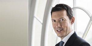 Benjamin Smith, directeur général, Air France-KLM