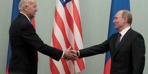 Biden propose un sommet a vladimir poutine