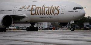Boeing pas en cause dans l'accident d'emirates il y a un an