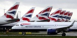 British airways veut se separer d'un quart de ses pilotes