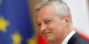 Bruno Le Maire, ministre, Economie,