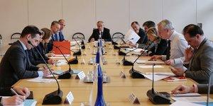 Bruno Le Maire plan de relance aéronautique fonds de soutien