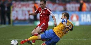 Bundesliga: le Bayern interrompt une mauvaise série