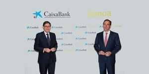 CaixaBank et Bankia