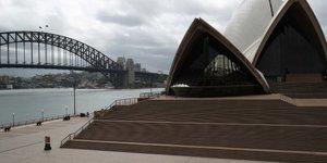Coronavirus: l'australie renforce ses mesures de distanciation sociale