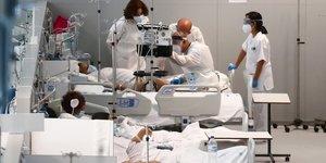 Coronavirus: l'espagne recense plus de 40.000 nouveaux cas
