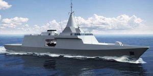 corvette Gowind naval Group Emirats Arabes Unis