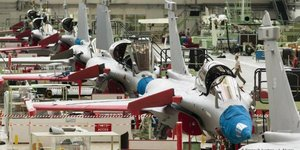 Dassault Aviation cadence de production Rafale