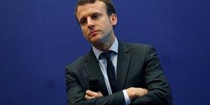 Emmanuel macron veut reformer l'isf
