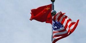 Escalade verbale entre les etats-unis et la chine sur le pacifique