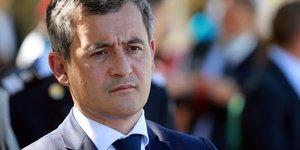 France: darmanin dit vouloir stopper & 34 l& 39 ensauvagement& 34  d& 39 une partie de la societe