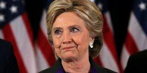 Hillary clinton considere le directeur du fbi responsable de sa defaite