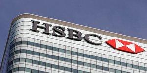 Hsbc: le benefice avant impots progresse de 79% au t1