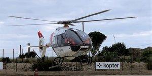 Kopter Leonardo SH09
