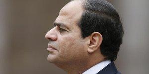 L'egypte n'envisage aucune mesure contre le hezbollah, dit sissi