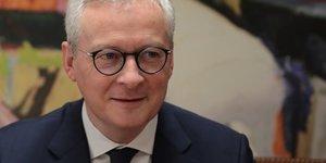 """L'impact du coronavirus sur le pib francais """"beaucoup plus significatif"""", selon bruno le maire"""