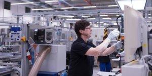 L'industrie de la zone euro dans un trou d'air fin 2018