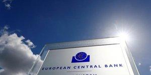 La bce s'inquiete des tensions commerciales
