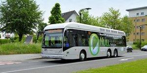La métropole de Rouen Bus H2