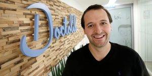 La start-up doctolib leve 150 millions d& 39 euros pour doubler ses equipes