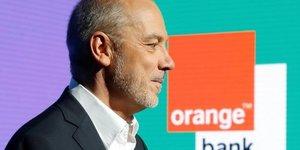 Le lancement d'orange bank repousse