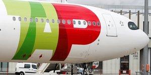 Le portugal va nationaliser la compagnie aerienne tap, rapporte l'expresso