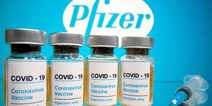Le royaume-uni autorise l& 39 usage du vaccin anti-covid de pfizer et biontech