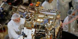 Le satellite taranis a la recherche de la face cachee des orages
