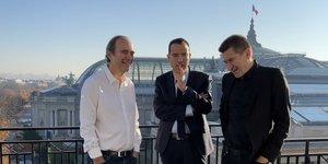 Le tandem Xavier Niel et Matthieu Pigasse lance une nouvelle SPAC