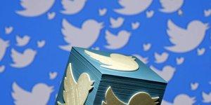 Logo Twitter imprimé en 3D
