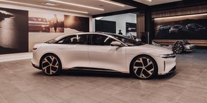 Lucid Air Dream Edition