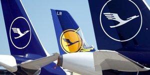Lufthansa confirme discuter d'un plan de soutien de 9 milliards d'euros