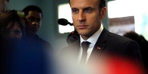 Macron boycotte le pavillon officiel russe au salon du livre