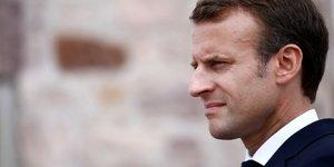 Macron confirme les six parcs eoliens en mer