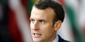 Macron engage un bras de fer social qui definira son quinquennat