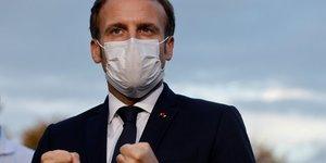 Macron reunit deux conseils de defense mardi et mercredi