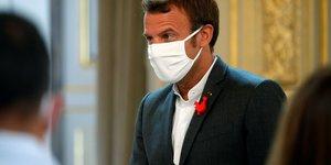Macron se rendra fin septembre en lituanie et en lettonie
